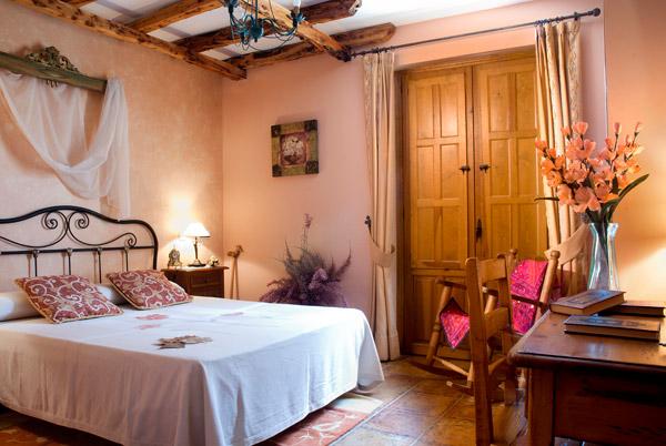 El Corral - Habitación de La Espadaña - Duruelo - Segovia