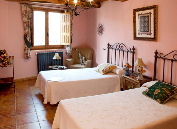 El Granero - Habitación de La Espadaña - Duruelo - Segovia