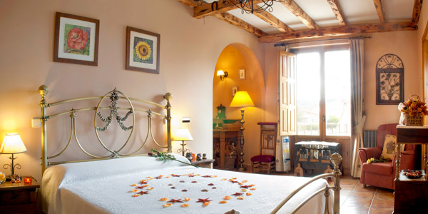 El Rebollar - Habitación de La Espadaña - Duruelo - Segovia