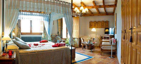 La Era - Habitación de La Espadaña - Duruelo - Segovia