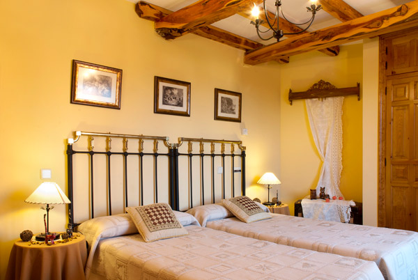 La Matanza - Habitación de La Espadaña - Duruelo - Segovia