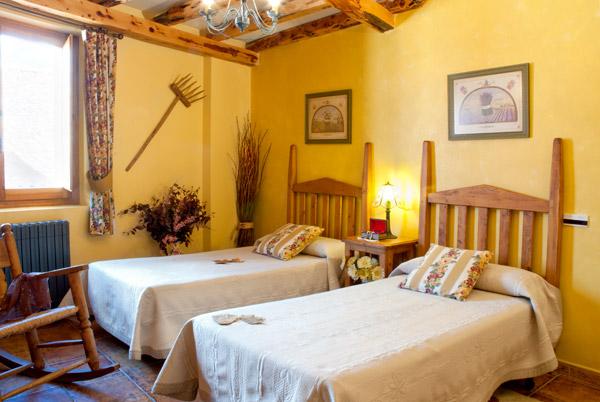 El Siega - Habitación de La Espadaña - Duruelo - Segovia