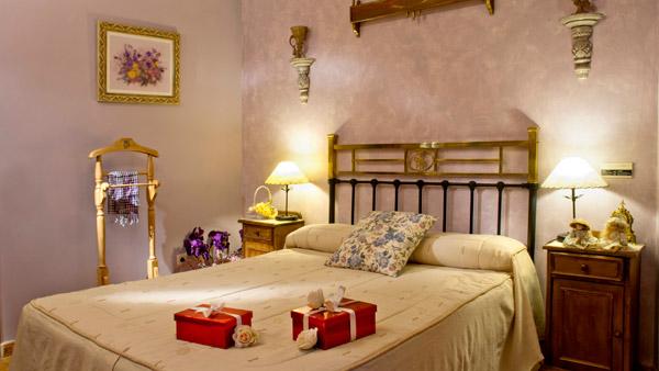 Los Abuelos - Habitación de La Espadaña - Duruelo - Segovia